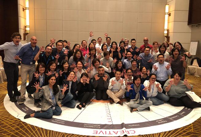 Career and Talent Development in Advanced Markets at Roche Diagnostics in Asia Pacific