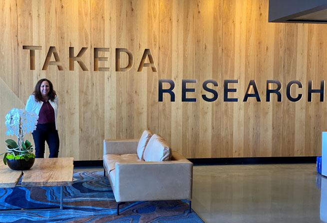 Building a Career in Drug Metabolism & Pharmacokinetics at Takeda